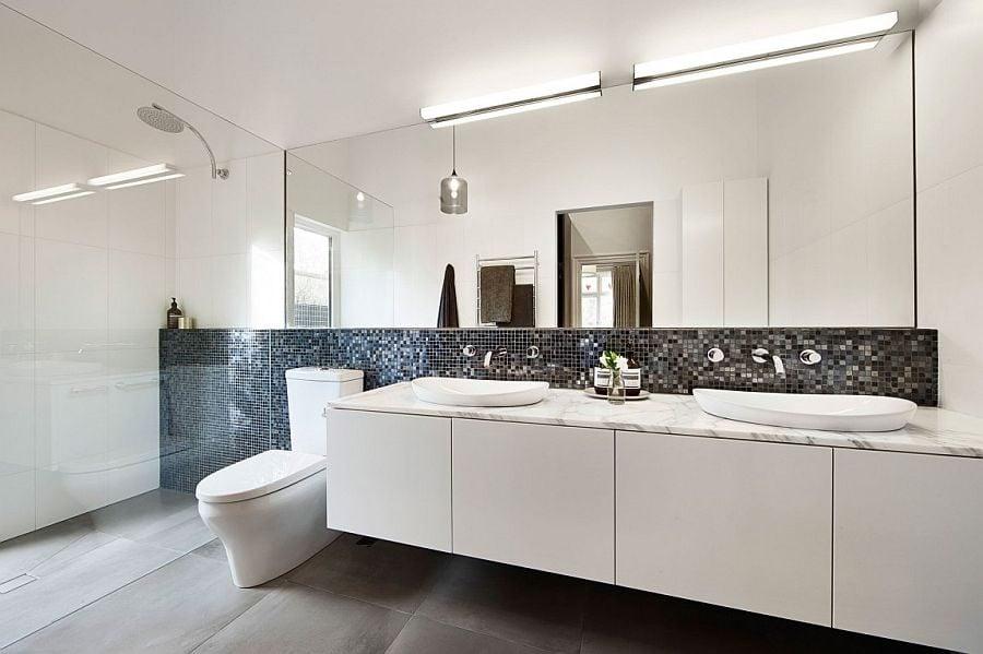 1317 Ngôi nhà kết hợp hai phong cách hiện đại và cổ điển tại Úc qpdesign