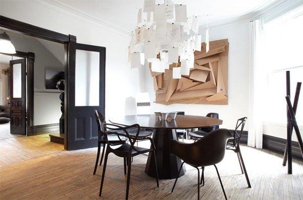 phòng ăn phong cách 15