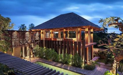 Villa Pecatu Bali: Sự kết hợp hoàn hảo giữa phong cách nhiệt đới và thiết kế hiện đại