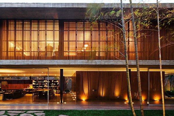 1713 Biệt thự ấn tượng với thiết kế hiện đại tại Brazil qpdesign