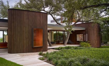 Nhà bên hồ – Nơi thư giãn lý tưởng tại Texas