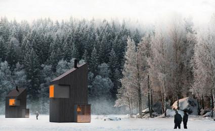 Cabin gỗ – Nơi nghỉ dưỡng lý tưởng cho mùa đông