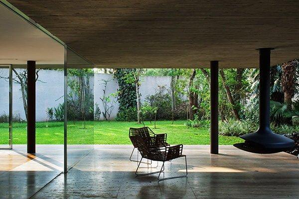 1812 Biệt thự ấn tượng với thiết kế hiện đại tại Brazil qpdesign