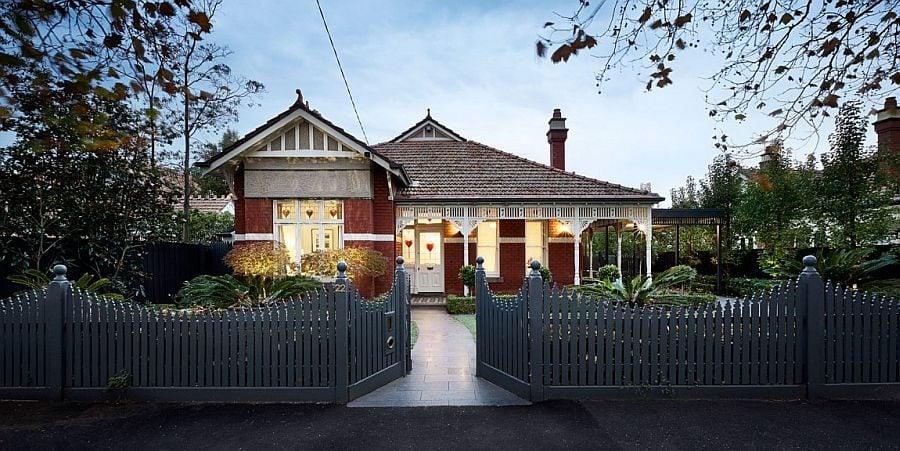 189 Ngôi nhà kết hợp hai phong cách hiện đại và cổ điển tại Úc qpdesign