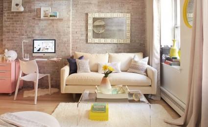 Ngôi nhà mang nội thất màu pastel ngọt ngào tại Manhattan
