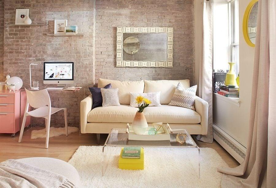 nội thất màu pastel 2