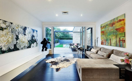 Ngôi nhà ở Sydney kết hợp giữa sự riêng tư và tao nhã