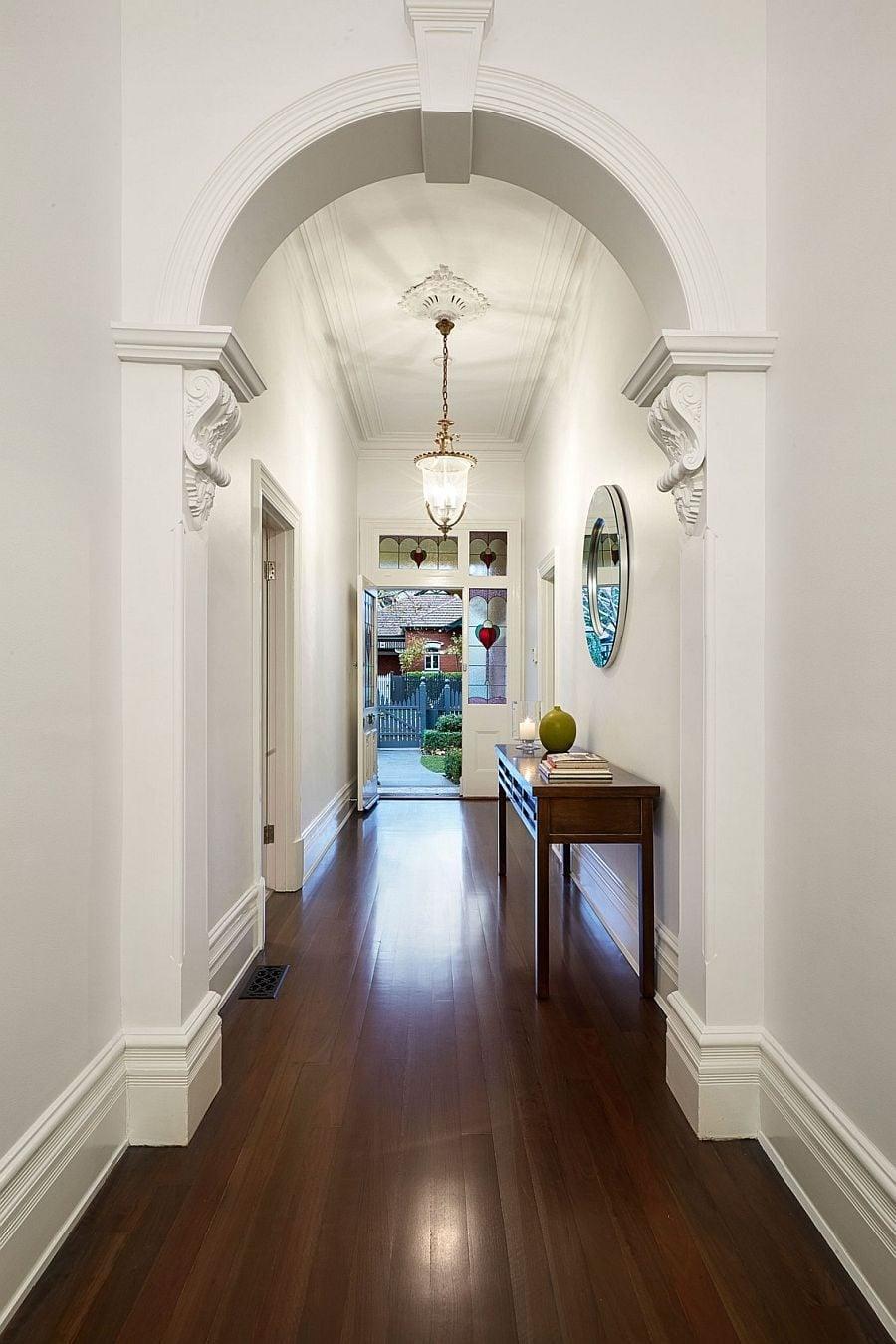 228 Ngôi nhà kết hợp hai phong cách hiện đại và cổ điển tại Úc qpdesign