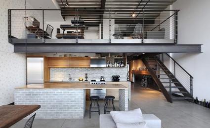 Bố trí tầng lửng đa năng trong căn hộ