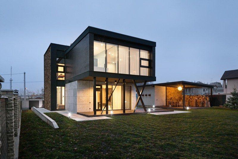 ngôi nhà ấn tượng 3