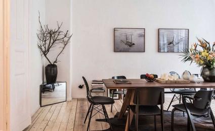 Căn hộ nhỏ với thiết kế phong cách và tinh tế tại Đức