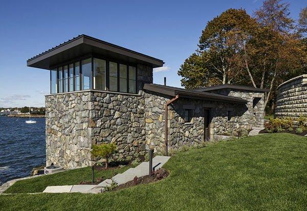 biệt thự nghỉ dưỡng bằng đá 3