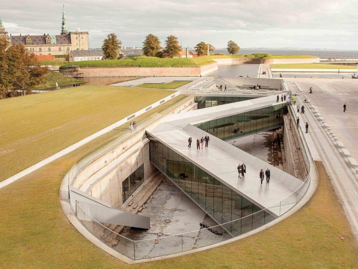19 công trình kiến trúc mới được bình chọn đẹp nhất năm 2015