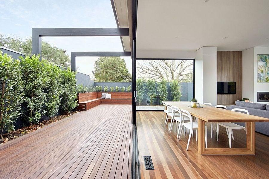 526 Ngôi nhà kết hợp hai phong cách hiện đại và cổ điển tại Úc qpdesign