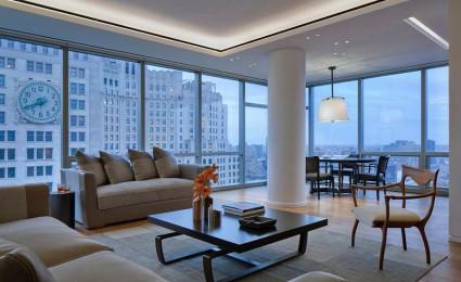 Căn hộ cá tính với view đẹp tuyệt vời tại New York