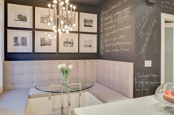 phòng ăn phong cách 5