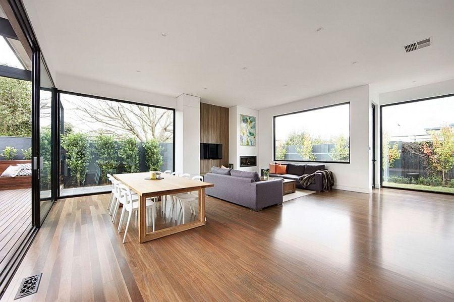 626 Ngôi nhà kết hợp hai phong cách hiện đại và cổ điển tại Úc qpdesign