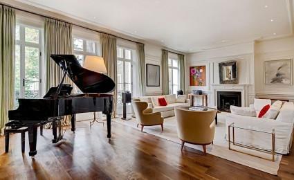 Ngôi nhà cổ điển được cải tạo thành hiện đại tại London