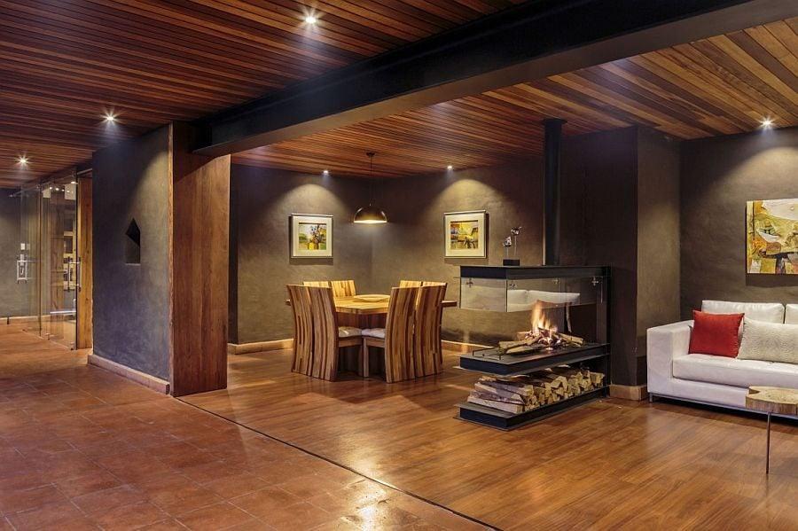 721 Loma House: Ngôi nhà kết hợp vẻ đẹp truyền thống và hiện đại tại Ecuador qpdesign