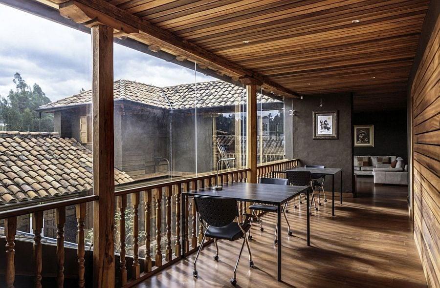 821 Loma House: Ngôi nhà kết hợp vẻ đẹp truyền thống và hiện đại tại Ecuador qpdesign