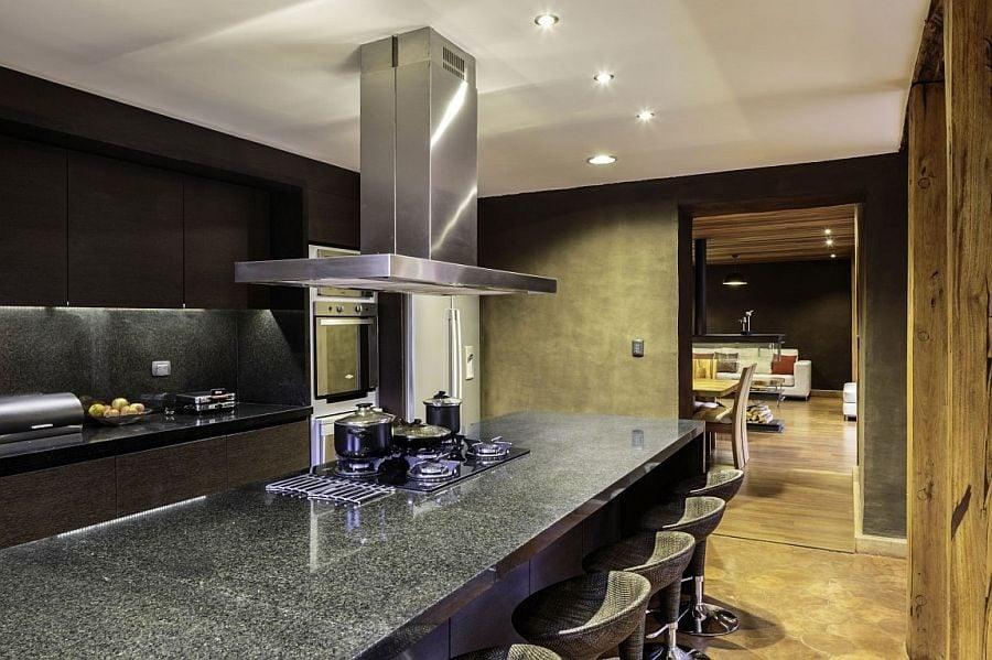 921 Loma House: Ngôi nhà kết hợp vẻ đẹp truyền thống và hiện đại tại Ecuador qpdesign