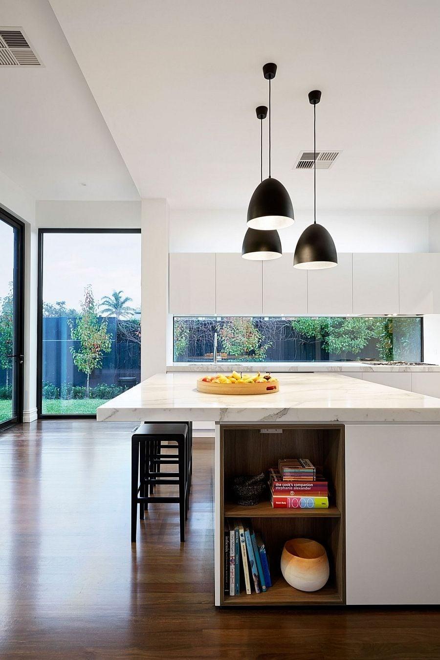924 Ngôi nhà kết hợp hai phong cách hiện đại và cổ điển tại Úc qpdesign