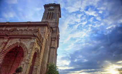 Độc đáo nhà thờ Núi ở Nha Trang
