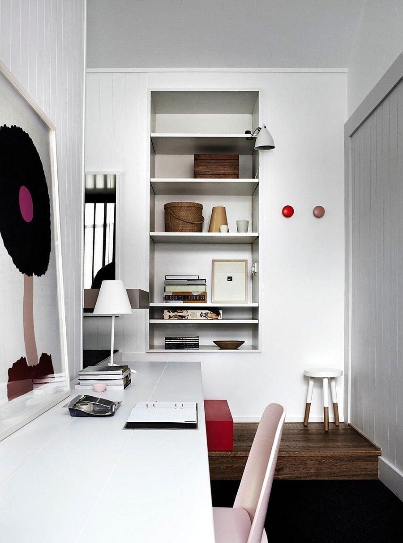 1018 Ngôi nhà cổ điển mang nội thất hiện đại tại Melbourne qpdesign