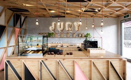 Jury Cafe – Quán cafe đầy màu sắc với thiết kế sáng tạo tại Úc