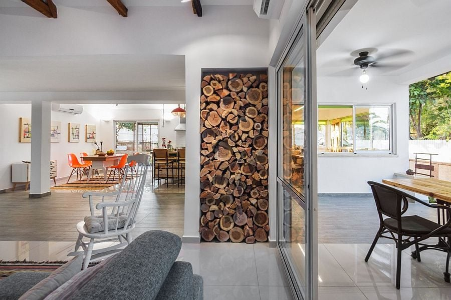 1039 Israeli Residence   Ngôi nhà sắc màu và vui tươi tại Israel qpdesign