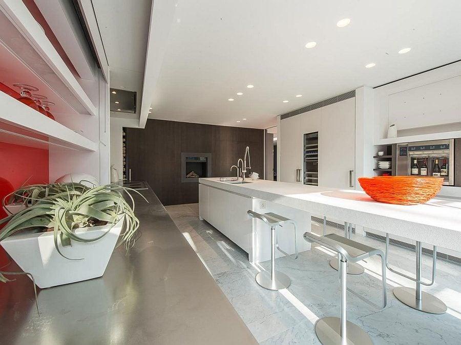 105 Ấn tượng với thiết kế nội thất biệt thự vô cùng tinh tế tại Bỉ qpdesign