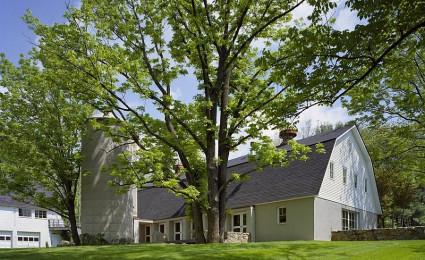 Ngôi nhà độc đáo được cải tạo từ một chuồng gia súc cũ