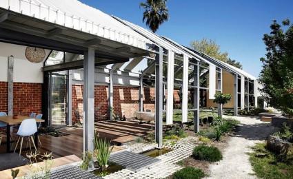 Ngôi nhà với thiết kế không gian mở vô cùng độc đáo tại Úc