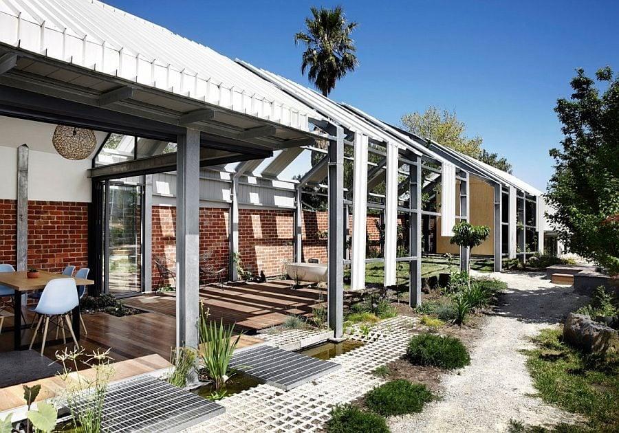 1109 Ngôi nhà với thiết kế không gian mở vô cùng độc đáo tại Úc qpdesign