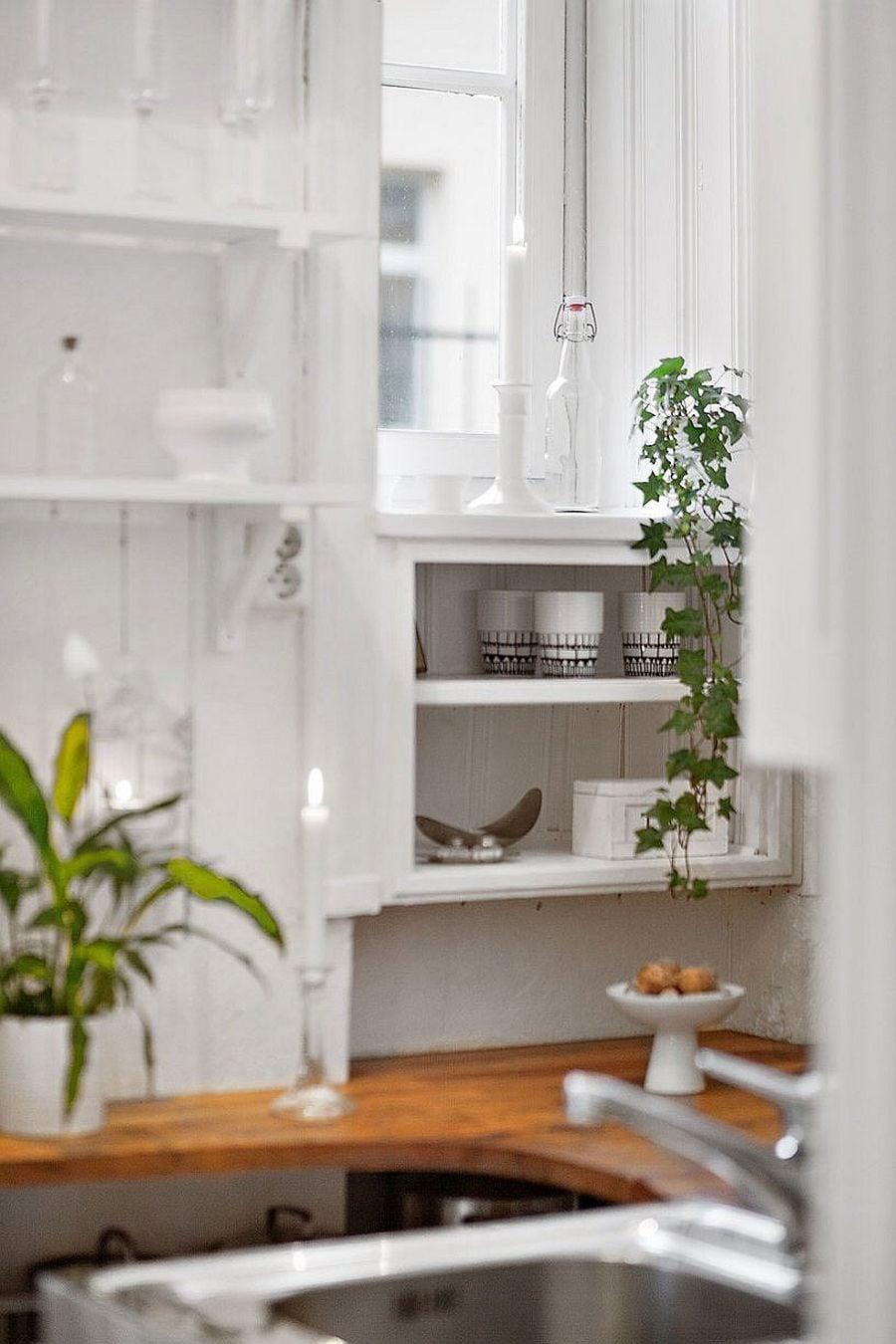 1129 Căn hộ siêu nhỏ nhưng vẫn đầy đủ tiện nghi tại Thụy Điển qpdesign
