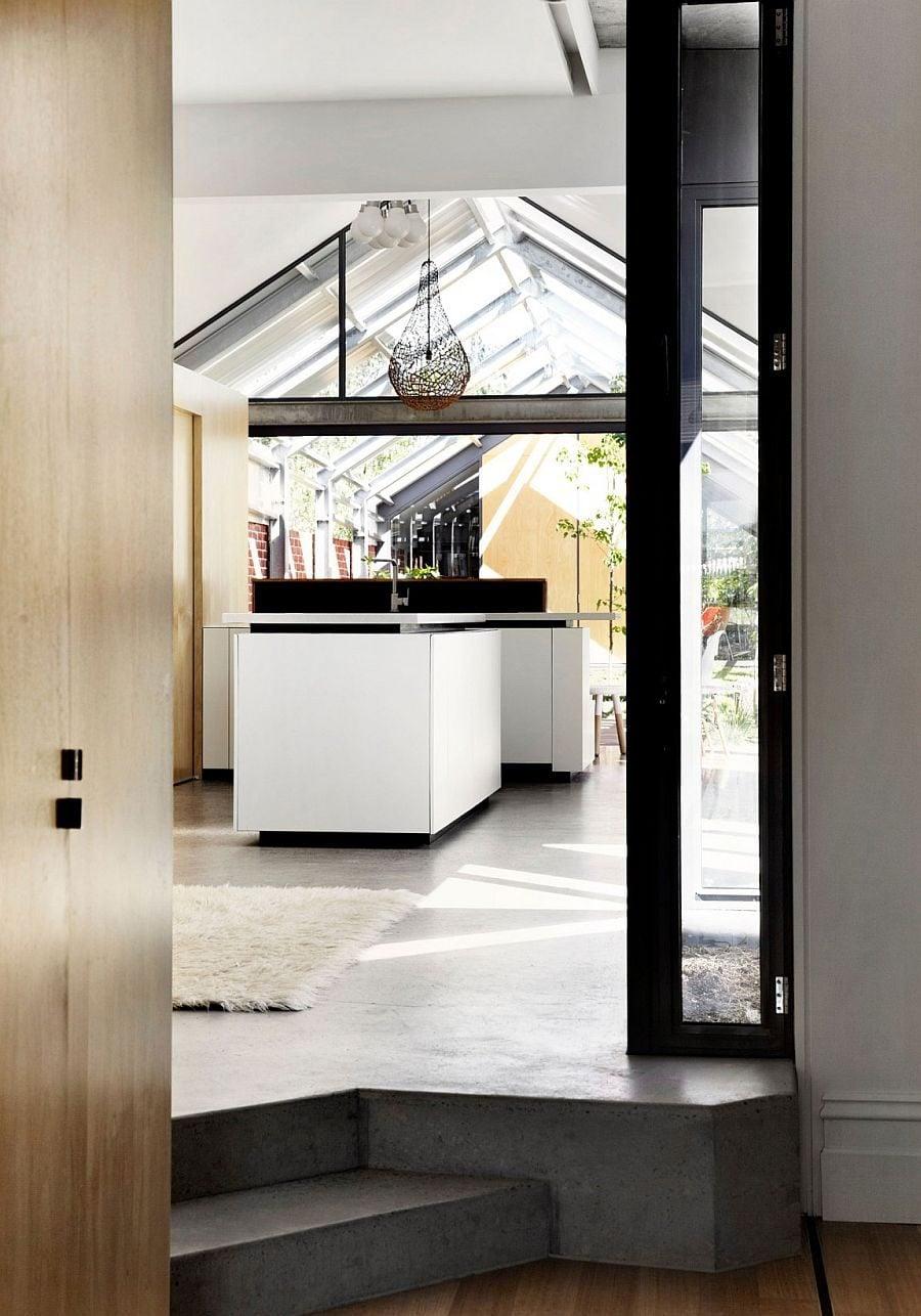 1138 Ngôi nhà với thiết kế không gian mở vô cùng độc đáo tại Úc qpdesign