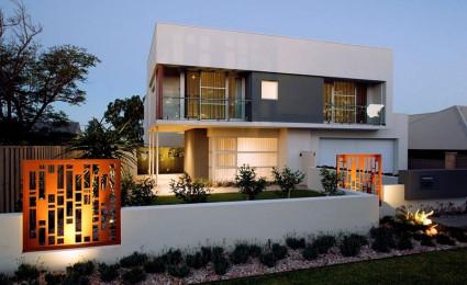 Perth Residence – Thiết kế nhà ở đơn giản nhưng vẫn lôi cuốn