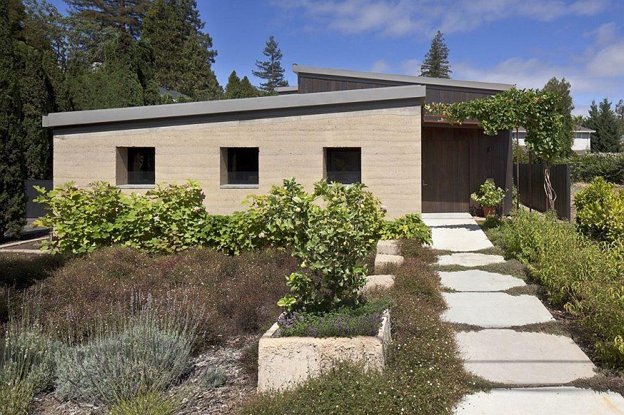 1154 Ngôi nhà đơn giản và ấm cúng tại California qpdesign