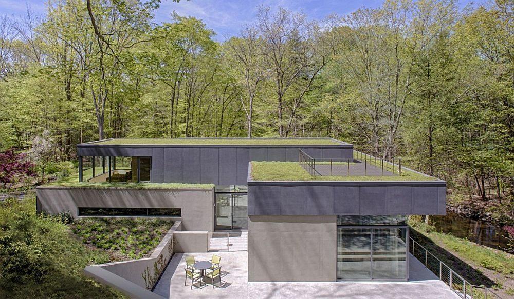 1159 Weston Residence Ngôi nhà bên hồ với kiến trúc xanh tuyệt vời qpdesign