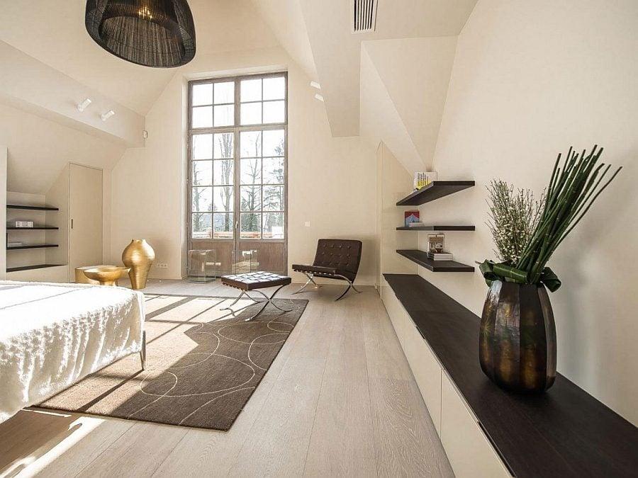 116 Ấn tượng với thiết kế nội thất biệt thự vô cùng tinh tế tại Bỉ qpdesign
