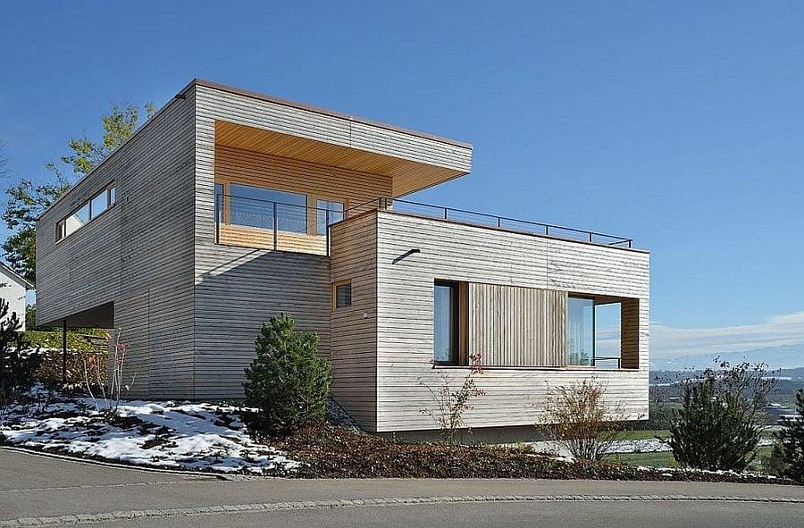 ngôi nhà gỗ 1