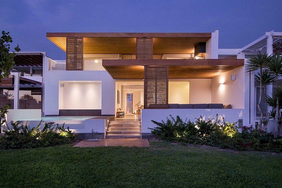 1211 The Panda House   Biệt thự hiện đại mang cảm hứng đại dương qpdesign