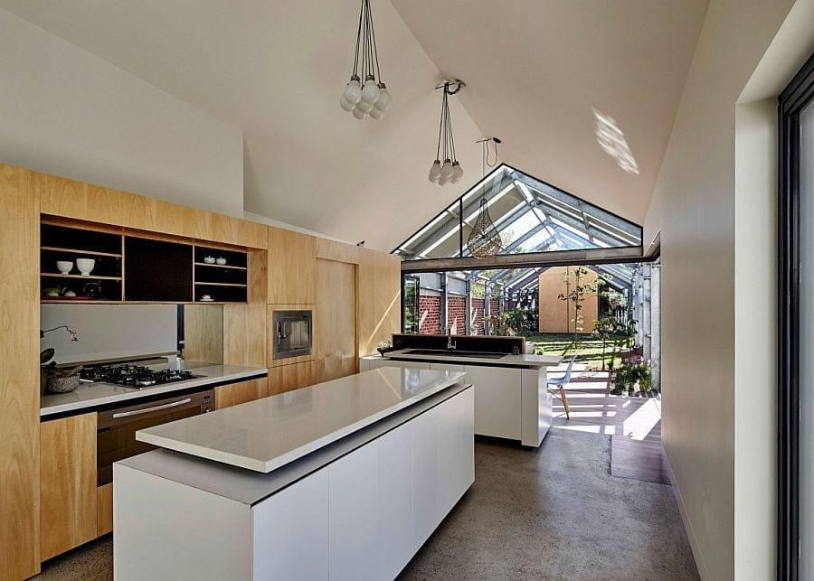 1236 Ngôi nhà với thiết kế không gian mở vô cùng độc đáo tại Úc qpdesign