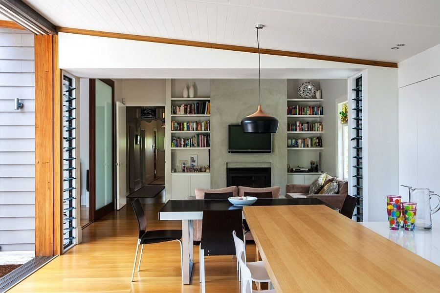 1250 Thiết kế nhà phố đơn giản nhưng vẫn thu hút nhờ nội thất ấn tượng qpdesign