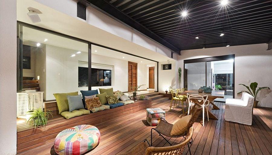 Cải tạo ngôi nhà tại Mexico thành một không gian cởi mở và lôi cuốn