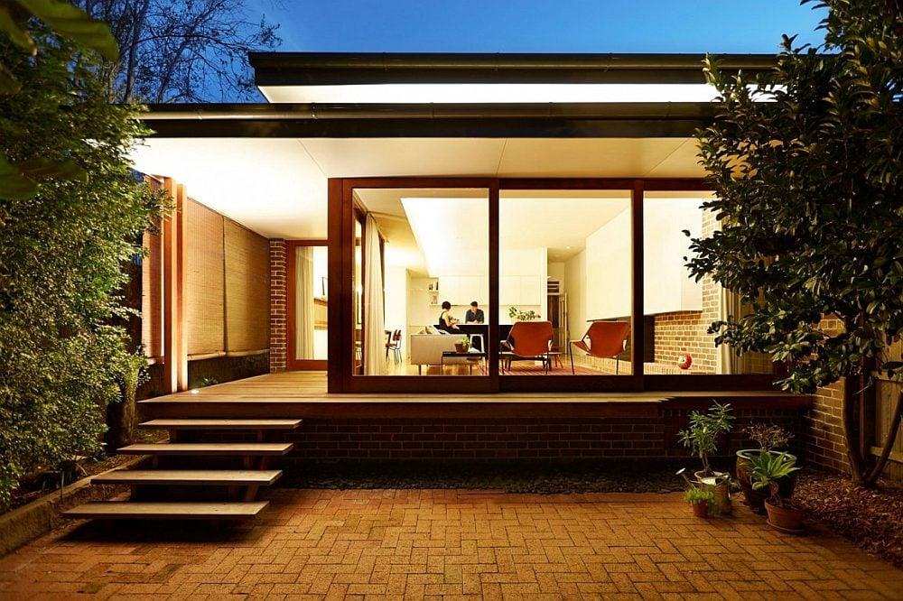 134 Ngôi nhà hoàn hảo cho gia đình nhỏ ở Sydney qpdesign