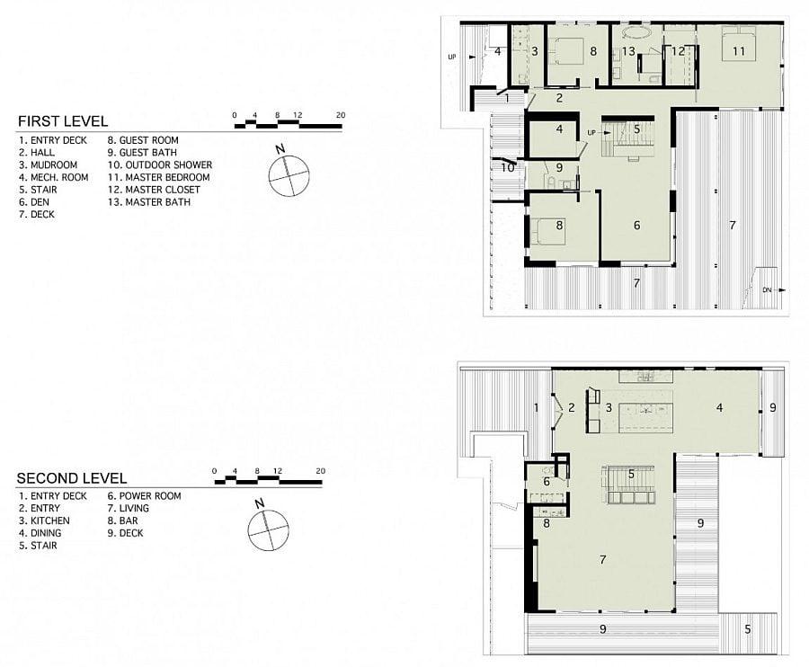 1344 Ngôi nhà khung thép ấn tượng tại New York qpdesign