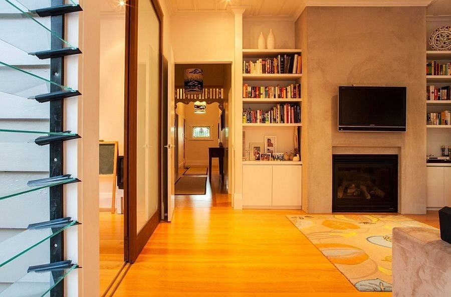1345 Thiết kế nhà phố đơn giản nhưng vẫn thu hút nhờ nội thất ấn tượng qpdesign