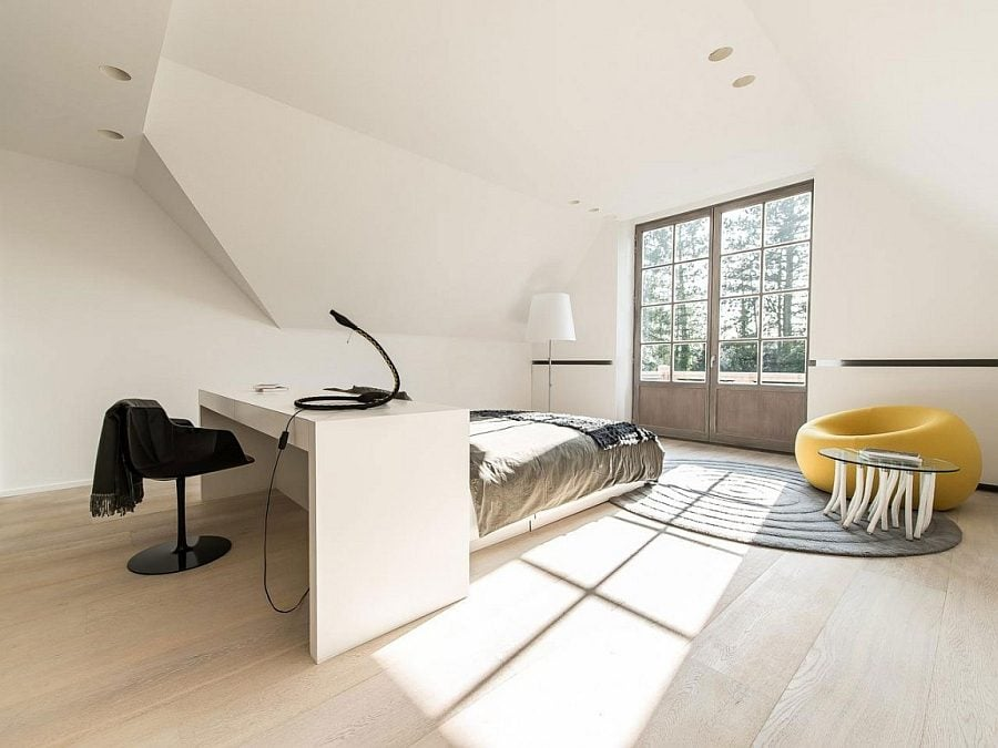 135 Ấn tượng với thiết kế nội thất biệt thự vô cùng tinh tế tại Bỉ qpdesign