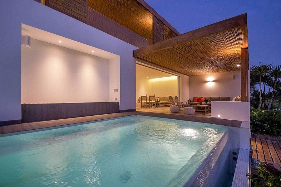 139 The Panda House   Biệt thự hiện đại mang cảm hứng đại dương qpdesign